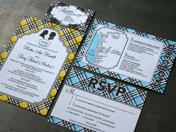 plaid invite