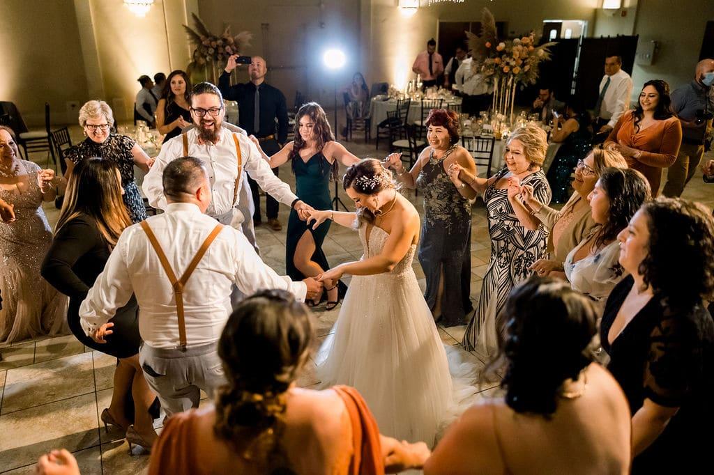 casa real wedding